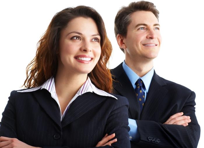 executivos de sucesso