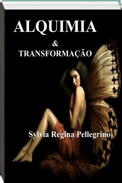 capa Alquimia e Transformação-